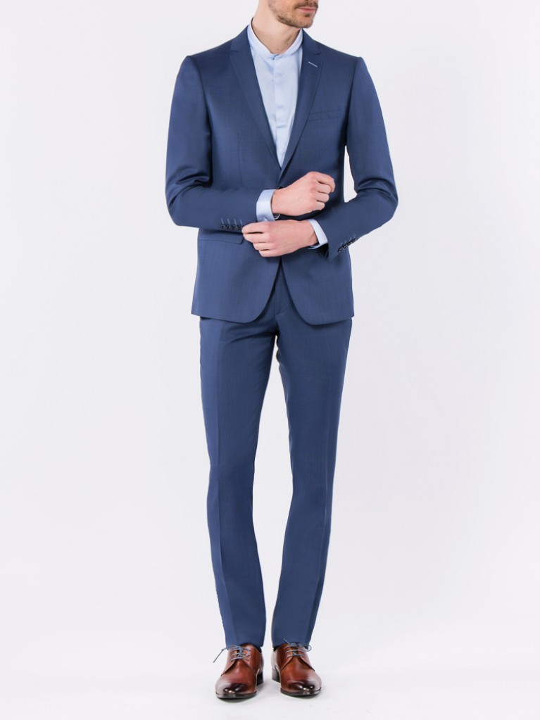 Costume Slim Fit Rimini Bleu