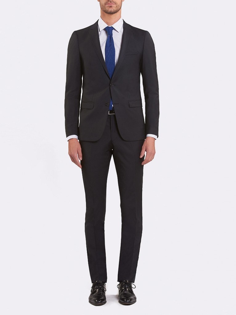 Costume Slim Fit Florence Bleu nuit