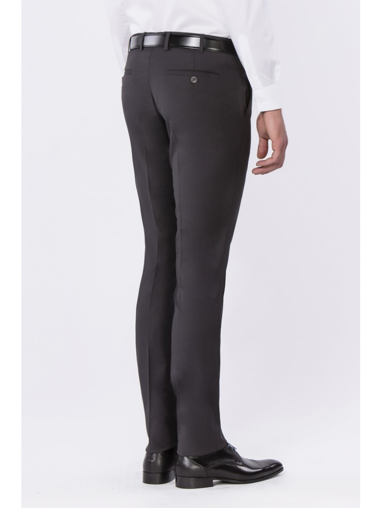 Pantalon Slim Fit Anthracite