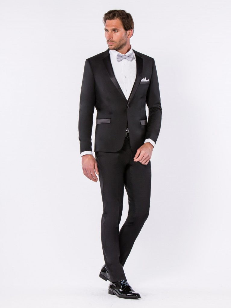 Smoking Slim Fit Venise 2 Noir