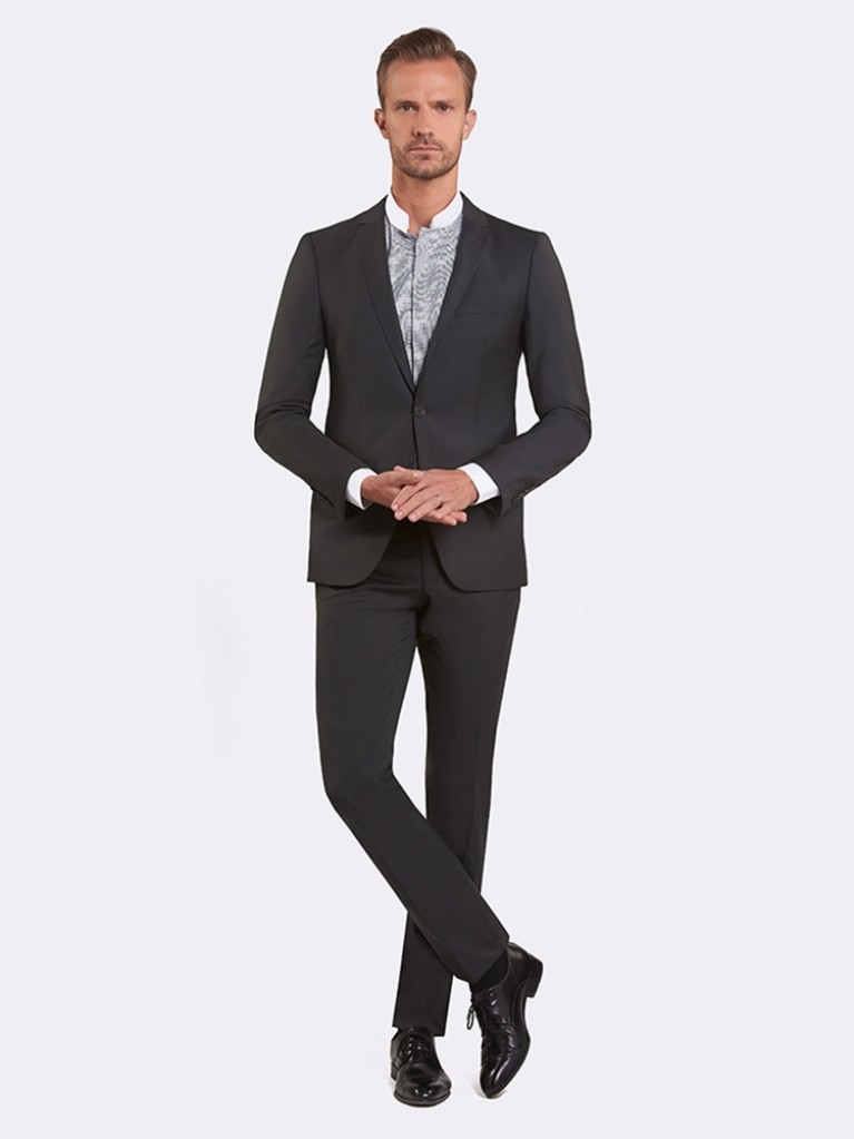 Costume Slim Fit Florence Anthracite